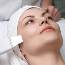 Ультразвукова чистка обличчя