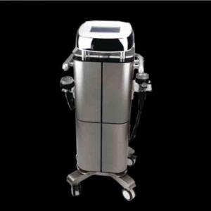 Косметологічний апарат для корекції фігури, ліфтингу і омолодження Nova NV-S336 Tri-Polar RF