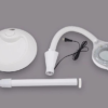 Косметологічна лампа лупа LED на штативі з 4-х коліс